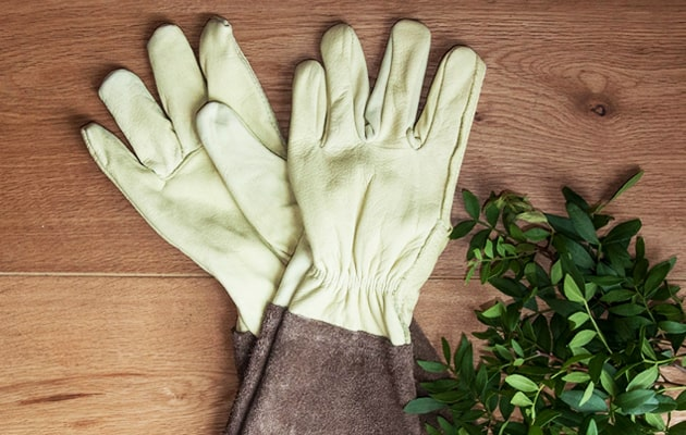 Leather-Gardening-Gloves