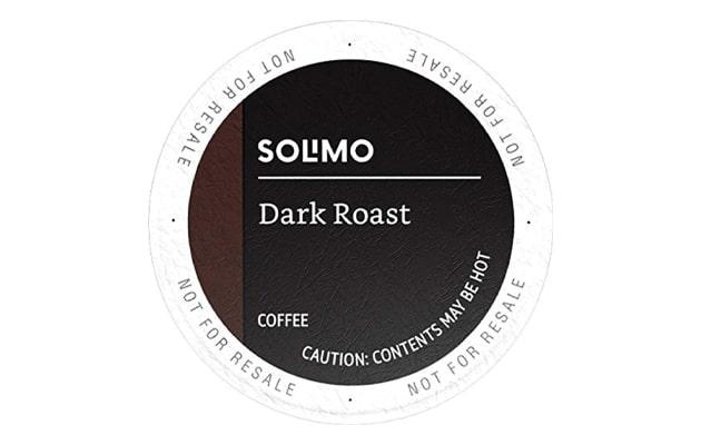 Amazon-Brand-100-Ct-Solimo-Dark-Roast-Coffee-Pods