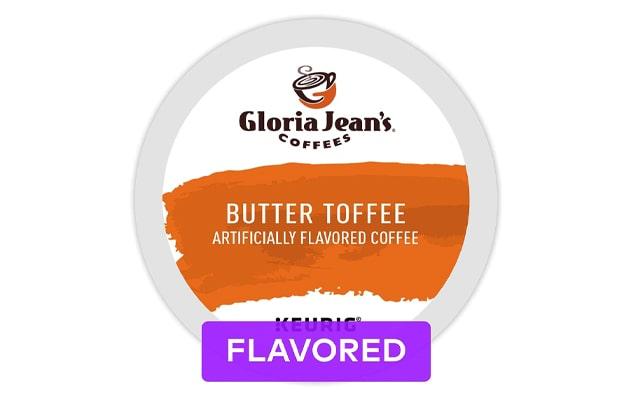 Gloria-Jean's-Butter-Toffee-Keurig-Single-Serve-K-Cup-Pods