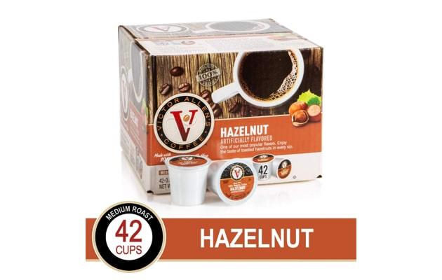 Victor-Allen's-Coffee-Hazelnut-Medium-Roast-Single-Serve-Coffee-Pods