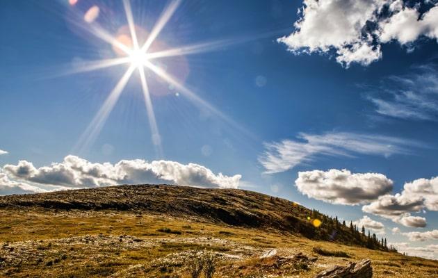 Sunlight-and-Temperature